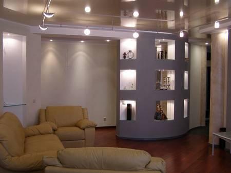 Готовые дизайн проекты двухкомнатных квартир